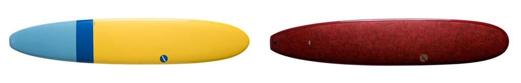 How To Choose A Surfboard NSP Longboard Options