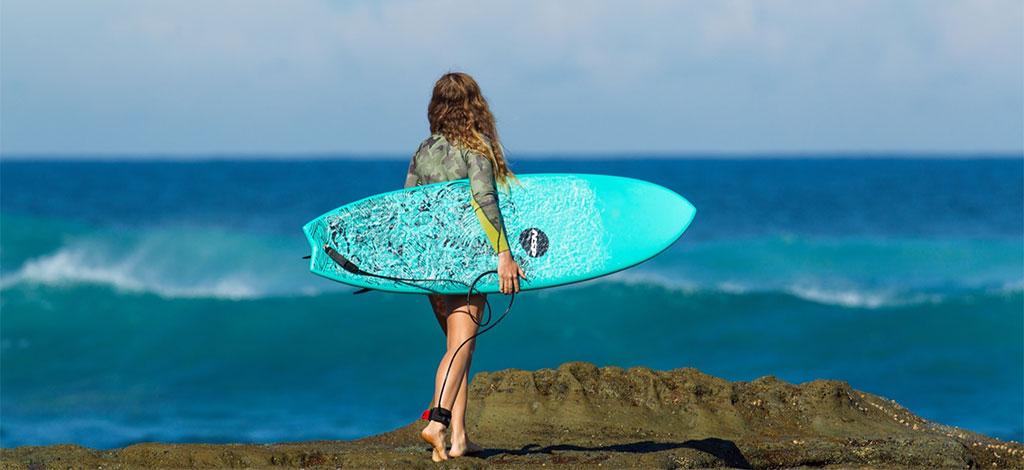 How To Choose A Surfboard NSP Intermediate Surfboard