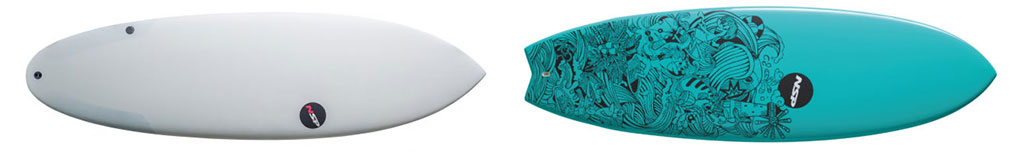 How To Choose A Surfboard NSP Shortboards