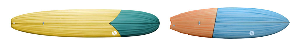 How To Choose A Surfboard NSP Longboard and Funboard