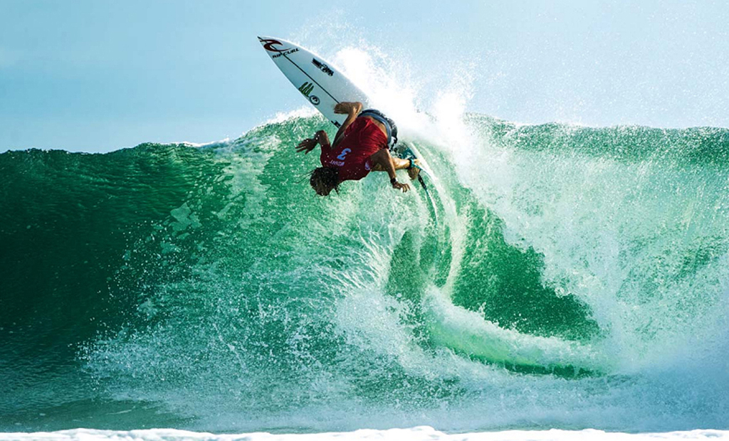 How To Choose A Surfboard Owen Wright Rail to Rail