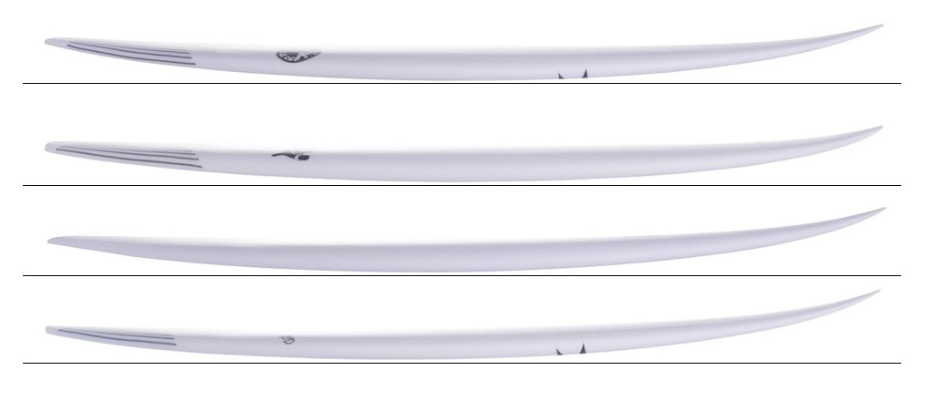 How To Choose A Surfboard Bottom Curve Rocker