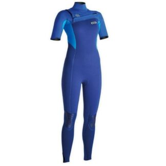 ION Isis Womens Wetsuit SS Semidry 3-2mm