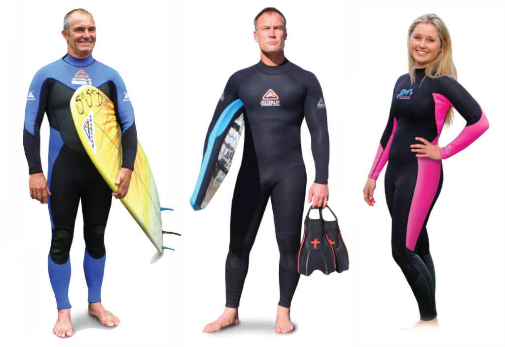 A Winter Wetsuit Adrenalin Wetsuits