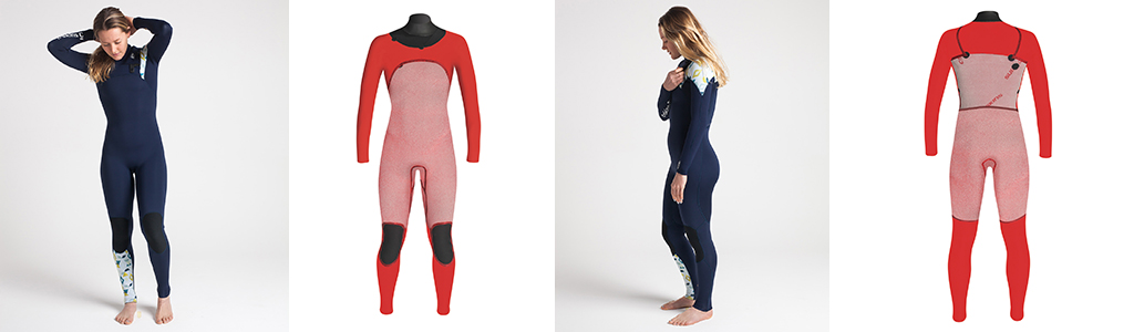 A Winter Wetsuit C-Skins Womens ReWired