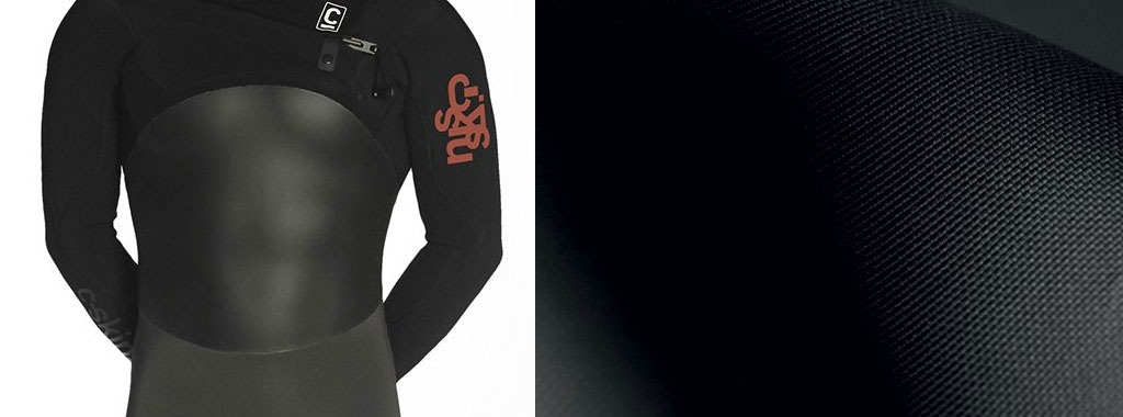 A Winter Wetsuit C-Skins Smoothie Mesh Skin