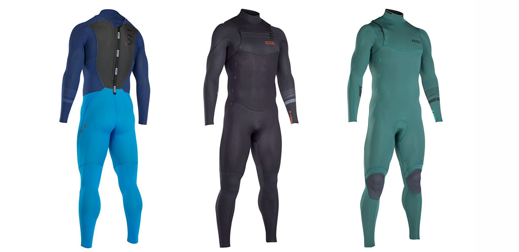A Winter Wetsuit Back Zip Chest Zip Zipless