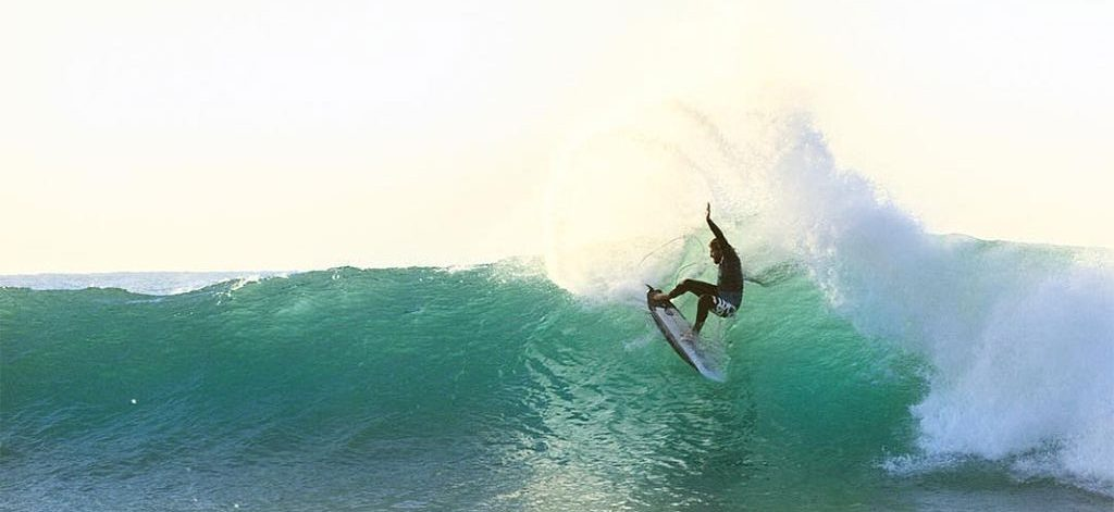 A Winter Wetsuit Wade Charmichael in C-Skins