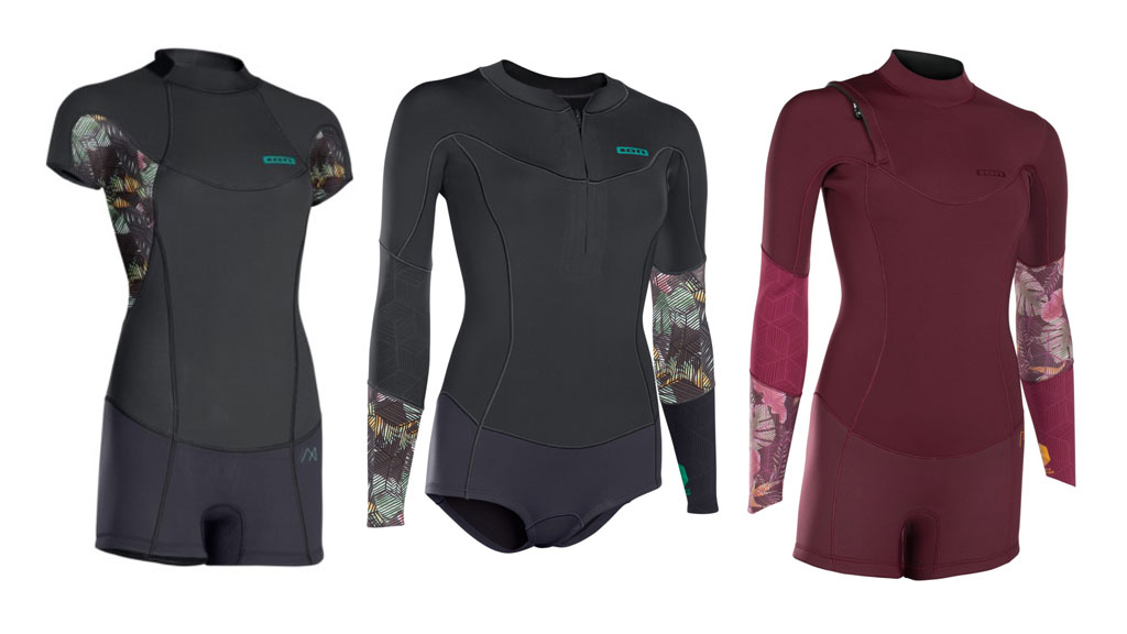 Mid Season Wetsuit Womens Spring Suits ION