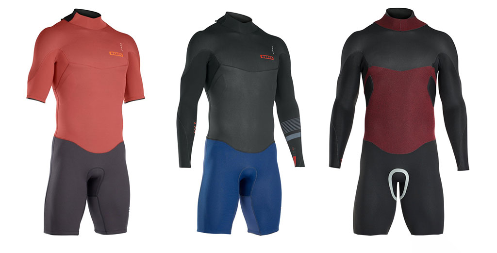 Mid Season Wetsuit ION Spring Suits
