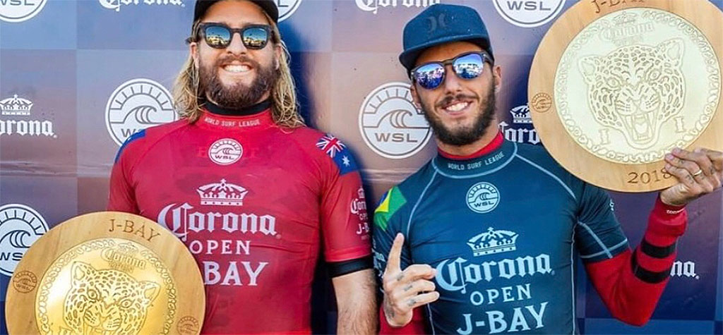 Mid Season Wetsuit Wade Carmichael Second Place Jeffreys Bay 2018 C-Skins