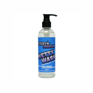 Sticky Johnson Wetty Wash
