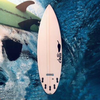 6'0 Chilli Fader Second Hand Surfboard