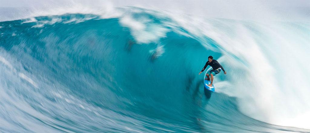 FK Surf Accessories Mikala Jones Speed Blur Surfing