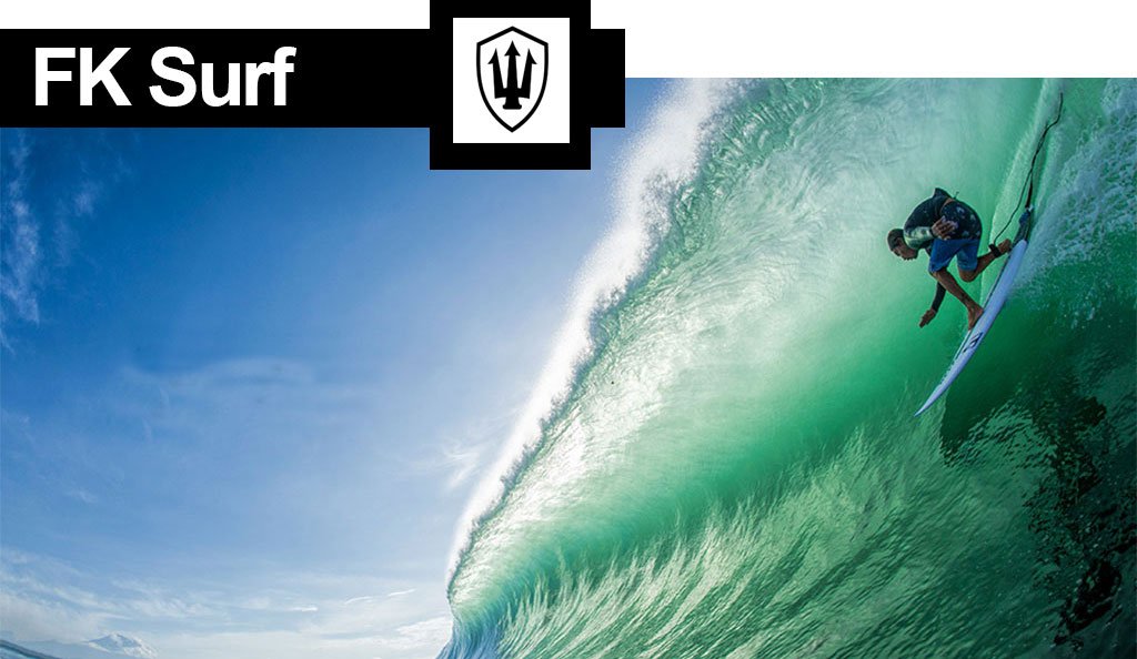 FK Surf Accessories Main Image Mikala Jones Barrel
