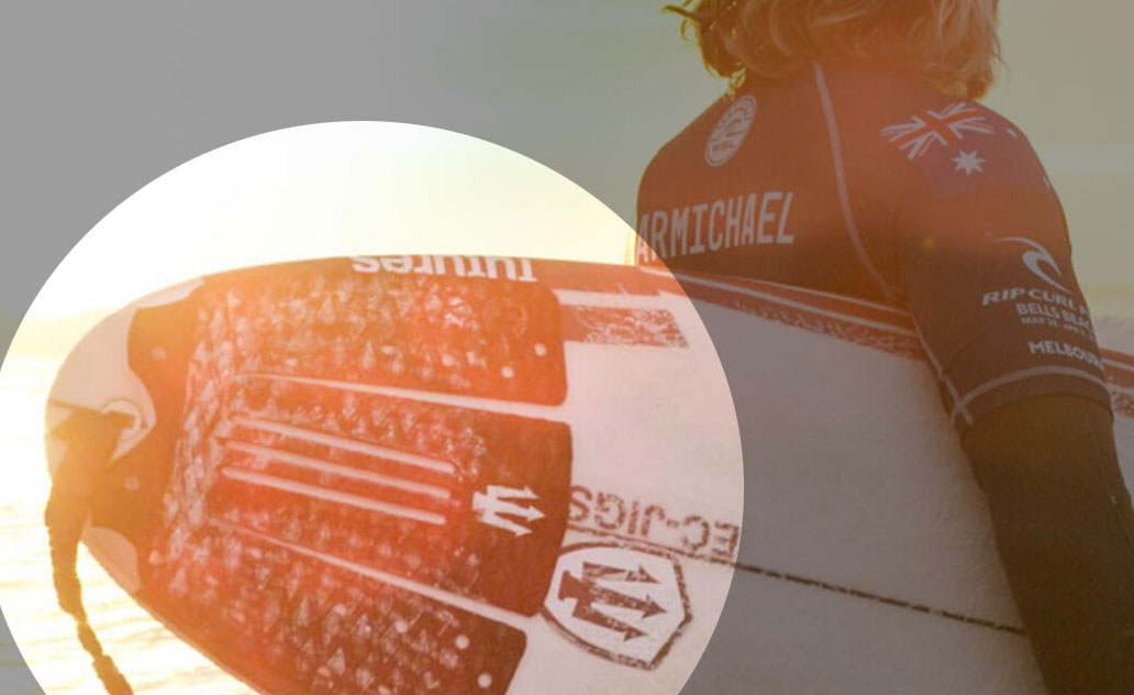 FK Surf Accessories Wade Carmichael WSL Jersey Signature Grip
