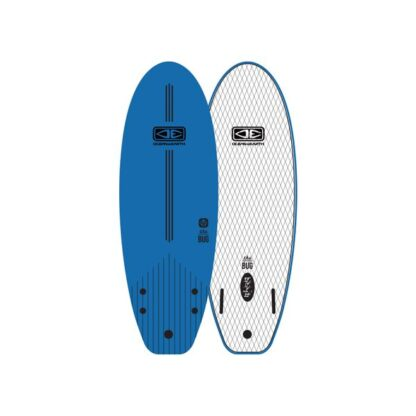 Ocean & Earth The Bug Mini Softboard Blue White