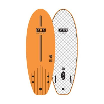 Ocean & Earth The Bug Mini Softboard Orange White