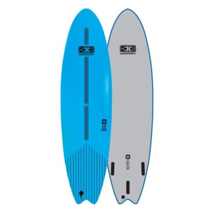 Ocean & Earth EZI-Rider Softboard Blue