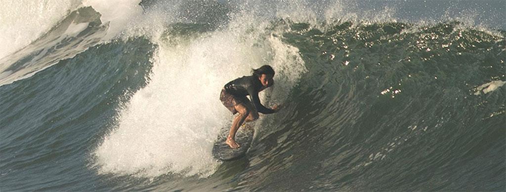 Softlite Softboards Barrel Surfing