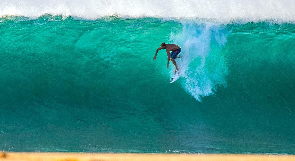 Surfing Shortboard Surfing Approach