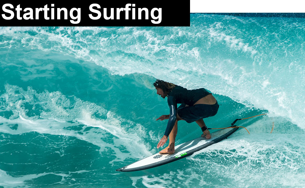 Surfing Starting Surfing Part 2 Main Image