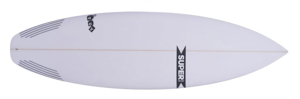 Surfing Superbrand Toy X Performance Shortboard