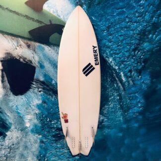 5'9 Emery Stump Second Hand Surfboard