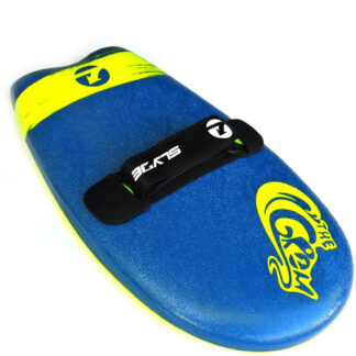Slyde Grom Soft Top Fun Handboard Blue