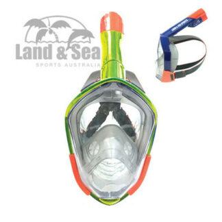 Land & Sea Orpheus Junior Full Face Mask Snorkel