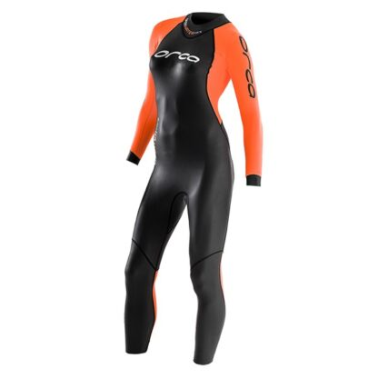 Orca Open Water Womens Full Sleeve Wetsuit is purpose made for great swimming performance, giving you high-vis safety. Check our wetsuits Online NOW!