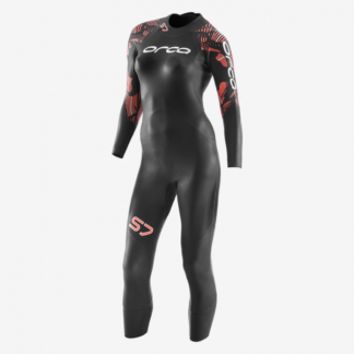 Orca S7 Womens Full Sleeve Swimming Wetsuit