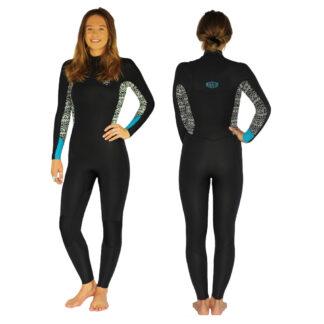 Reeflex Freerider Zipperless Ladies Steamer 3-2mm Wetsuits