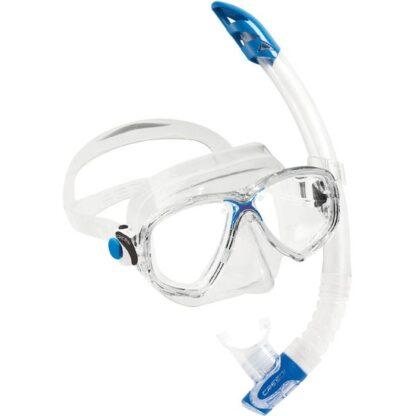 Cressi Marea VIP Adult Mask Snorkel Set