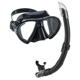 Cressi Ocean Vip Adult Mask Snorkel Set