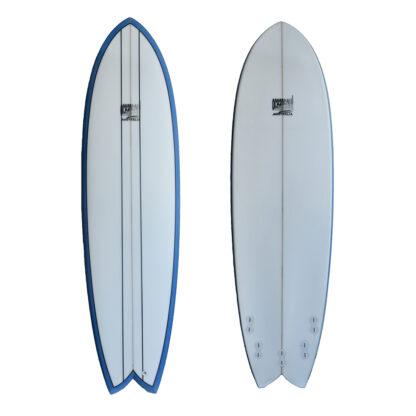 Ocean Soul Fish Surfboard