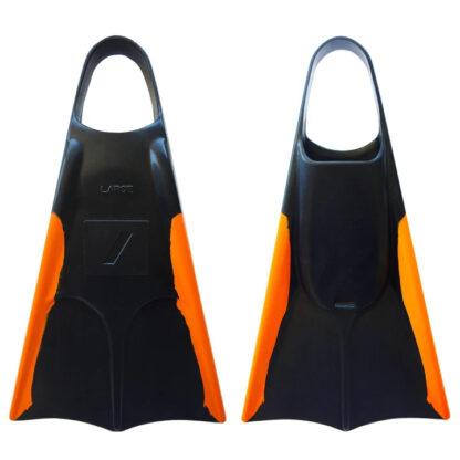 Nife N2 Flippers Black Orange