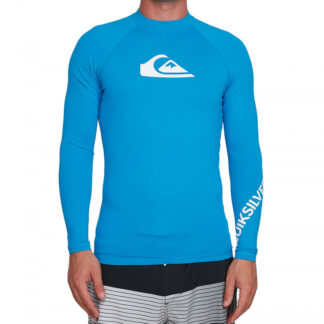 Quicksilver Mens All Times LS Rashvest