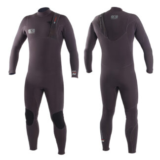 Ocean & Earth Mens Zero Zip 3-2mm Steamer