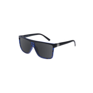 XCL Undertow Sunglasses Matt Raven Blue Tort Smoke