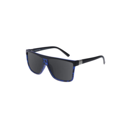 XCL Undertow Sunglasses Matt Raven Blue Tort Smoke