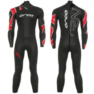 Orca TRN Thermo Mens Full Sleeve Swimming Wetsuit