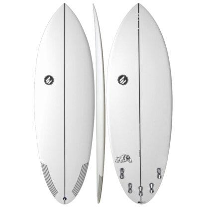 ECS Bulldog PU 2 Surfboard