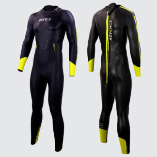 Zone3 Mens Advance Swimming Wetsuit
