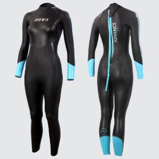 Zone3 Womens Advance Swimming Wetsuit