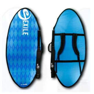 Exile Standard Skimboard Travel Bag Teal