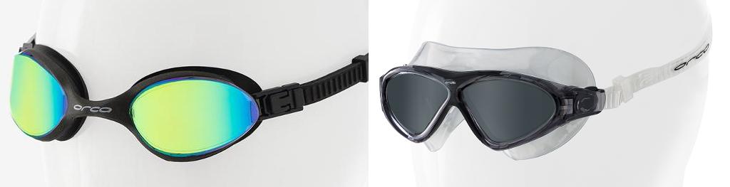 Orca High Performance Swim Gear Goggles