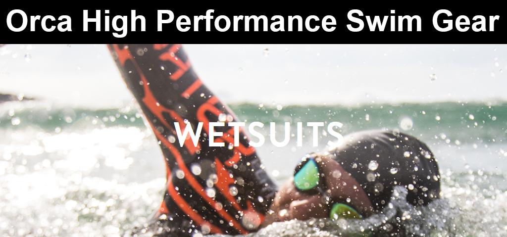 Orca High Performance Swim Gear Main Image