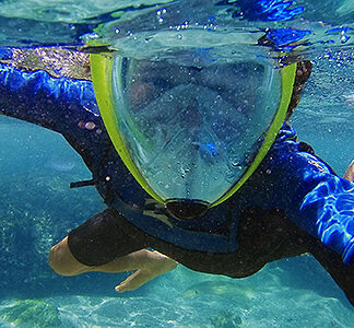 Dive and Swim