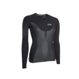 ION Neo Zip Wetsuit 1.5mm Top Womens LS Wetsuits